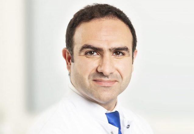 Plastisch chirurg E. Askarizadeh