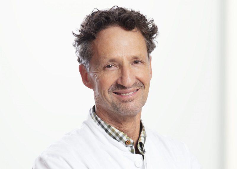 Plastisch chirurg H.P. van Not